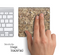 Wood Chips Skin for the Apple Magic Trackpad