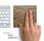 Brick Wall Skin for the Apple Magic Trackpad