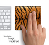 Tiger Print Skin for the Apple Magic Trackpad