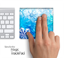 Winterland Skin for the Apple Magic Trackpad