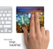 NYC Skyline Skin for the Apple Magic Trackpad