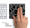 Circle Dudes Skin for the Apple Magic Trackpad
