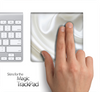 Silky White Dress Skin for the Apple Magic Trackpad