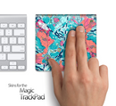 Abstract Map Skin for the Apple Magic Trackpad