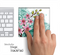 Abstract Watercolor Floral Skin for the Apple Magic Trackpad