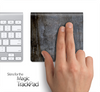 Grungy Surface Skin for the Apple Magic Trackpad