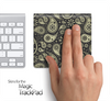 Paisley Pattern Skin for the Apple Magic Trackpad