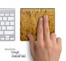 Wood Burl Skin for the Apple Magic Trackpad