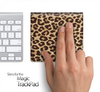 Real Cheetah Animal Print Skin for the Apple Magic Trackpad