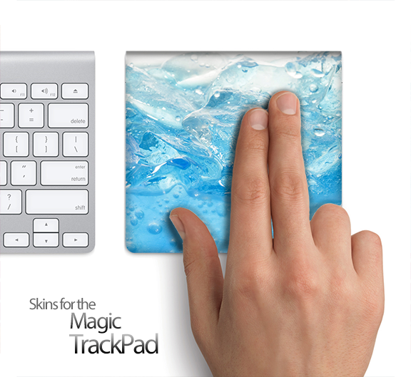 Fresh Water Skin for the Apple Magic Trackpad