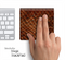 SnakeSkin - Skin for the Apple Magic Trackpad