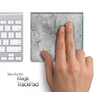 Concrete Skin for the Apple Magic Trackpad