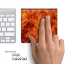 Inferno Skin for the Apple Magic Trackpad