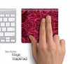 Rose Inferno Skin for the Apple Magic Trackpad