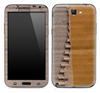 Torn Cardboard Skin for the Samsung Galaxy Note 1 or 2