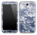 Snow Camo Skin for the Samsung Galaxy Note 1 or 2
