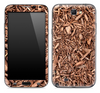 Wood Chips Skin for the Samsung Galaxy Note 1 or 2