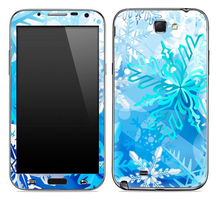 Winterland Skin for the Samsung Galaxy Note 1 or 2