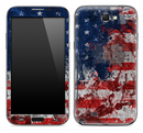 Vintage American Flag Skin for the Samsung Galaxy Note 1 or 2