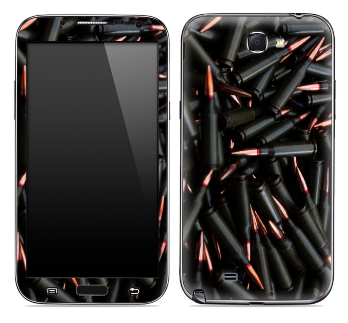 Bullet Bundle Skin for the Samsung Galaxy Note 1 or 2