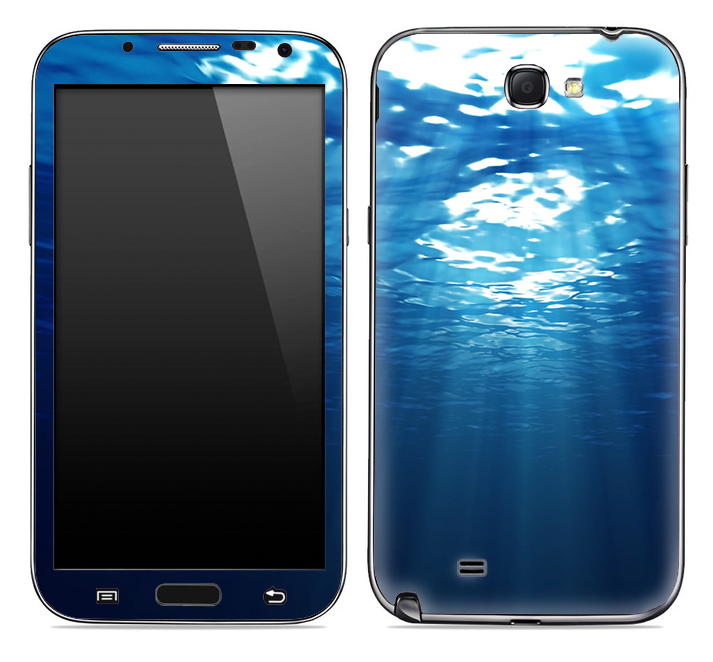 Under The Sea Skin for the Samsung Galaxy Note 1 or 2