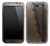 Ripped Metal Skin for the Samsung Galaxy Note 1 or 2