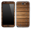 Bolted Wood Planks Skin for the Samsung Galaxy Note 1 or 2