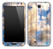 Cloudy Wood Boards Skin for the Samsung Galaxy Note 1 or 2