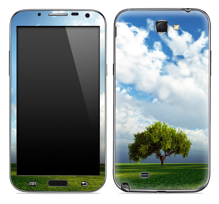 Paradise Hill Skin for the Samsung Galaxy Note 1 or 2