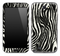 Real Zebra Animal Print Skin for the Samsung Galaxy Note 1 or 2