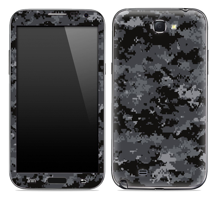 Digital Camouflage V3 Skin for the Samsung Galaxy Note 1 or 2