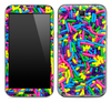 Neon Sprinkles Skin for the Samsung Galaxy Note 1 or 2