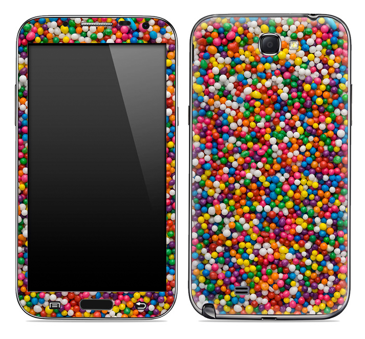 Tiny Gumballs Skin for the Samsung Galaxy Note 1 or 2
