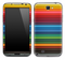 Thin Color Bar Skin for the Samsung Galaxy Note 1 or 2