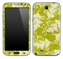 Gold Leaf Skin for the Samsung Galaxy Note 1 or 2