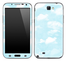 Vintage Cloudy Skin for the Samsung Galaxy Note 1 or 2
