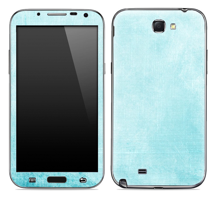 Vintage Subtle Blue Skin for the Samsung Galaxy Note 1 or 2