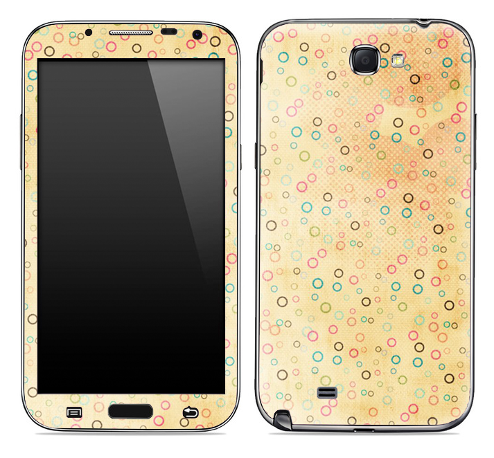 Vintage Cells Skin for the Samsung Galaxy Note 1 or 2