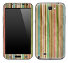 Vintage Striped Skin for the Samsung Galaxy Note 1 or 2