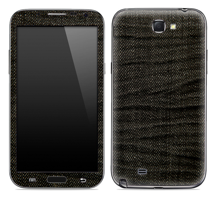 Dark Denim Skin for the Samsung Galaxy Note 1 or 2