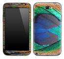 Peacock Feather 3 Skin for the Samsung Galaxy Note 1 or 2