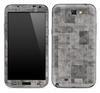 Concrete Tiled Skin for the Samsung Galaxy Note 1 or 2