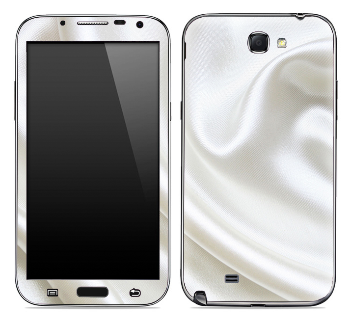 White Wedding Dress Skin for the Samsung Galaxy Note 1 or 2