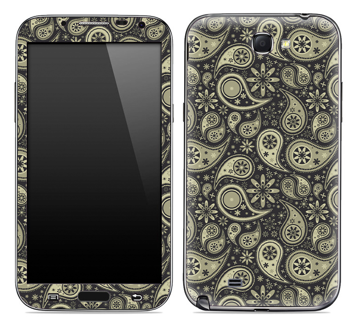 Paisley Skin for the Samsung Galaxy Note 1 or 2