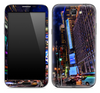 New York City Times Square Skin for the Samsung Galaxy Note 1 or 2