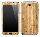 Wood Planks Skin for the Samsung Galaxy Note 1 or 2