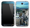 New York City Skyline Skin for the Samsung Galaxy Note 1 or 2