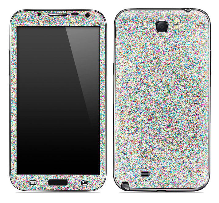 Colorful Dotted Skin for the Samsung Galaxy Note 1 or 2