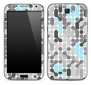 Turquoise Genetics Skin for the Samsung Galaxy Note 1 or 2