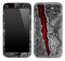 Cracked Stone Red Core Skin for the Samsung Galaxy Note 1 or 2